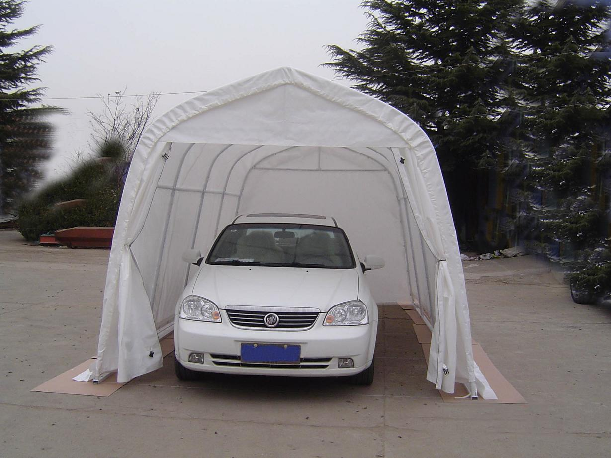 Outdoor Tents For Cars : Shelters portable garages tent sheds outdoor storage large