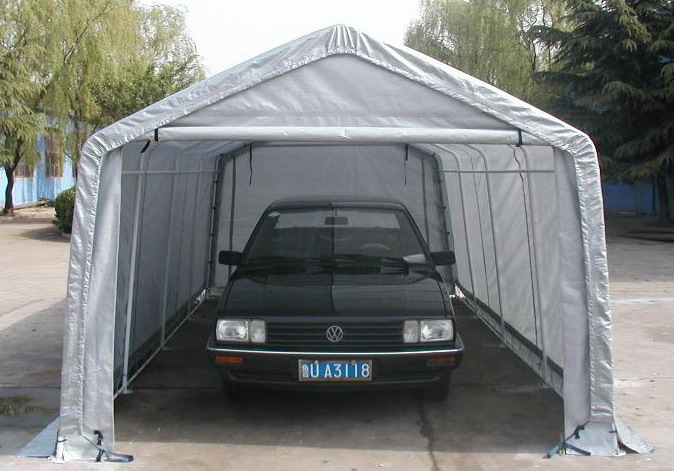 Portable Car Sheds : Shelters portable garages tent sheds outdoor storage large