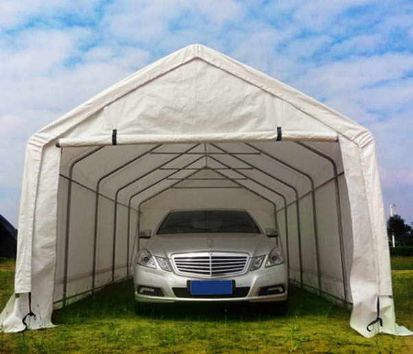 Aluminum Portable Shelters : Portable garages and shelters metal rv