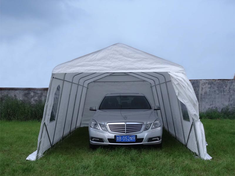 11u0027x24u0027 Car Shelter for Canada & Sheltersportable garagestentshedsoutdoor storagelarge tents ...
