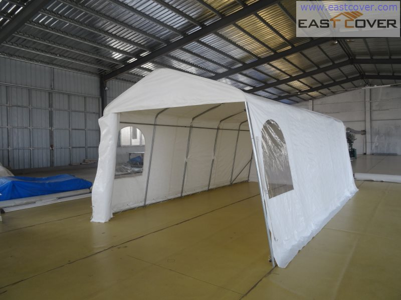 Temporary Garages For Winter : Shelters portable garages tent sheds outdoor storage large